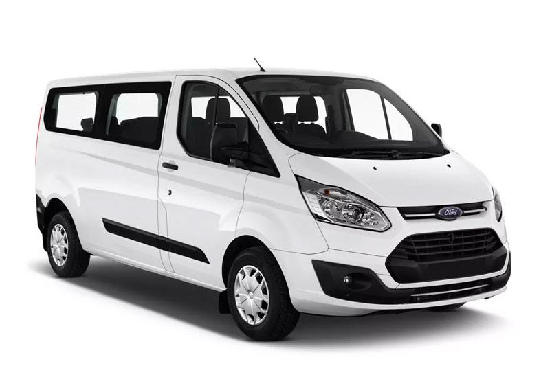 9 seater minibus for hire hampshire
