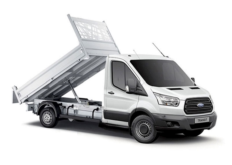 transit dropside tail lift for hire hampshire